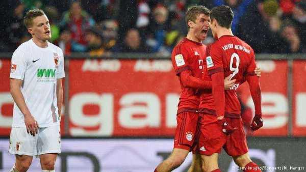 Bayern Munich đặt mục tiêu vô địch Bundesliga mùa thứ 6 liên tiếp