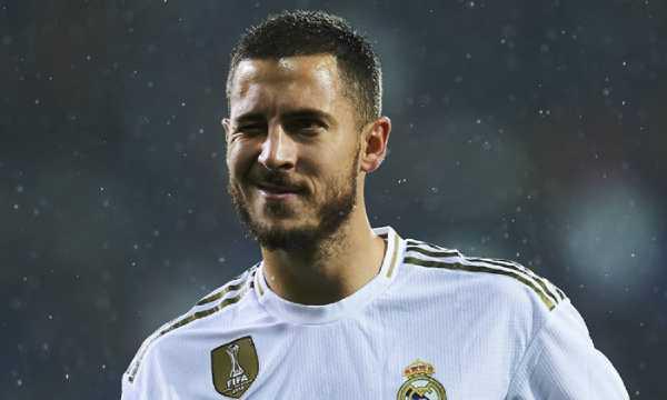 Cầu thủ người Bỉ Hazard không ra sân trước Granada và lý do đằng sau
