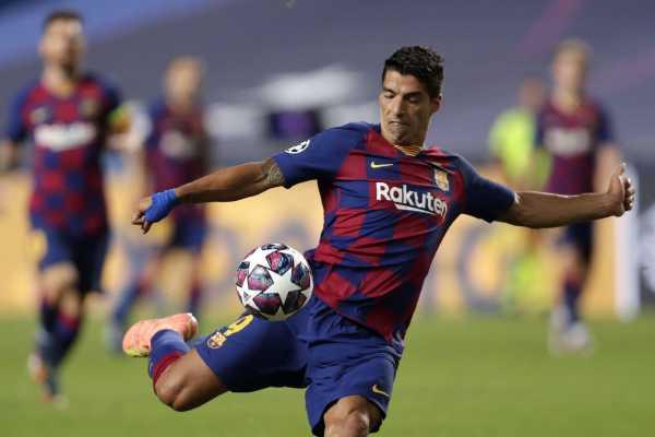 Để được chuyển tới Juventus tiền đạo Luis Suarez sẵn sàng nói dối