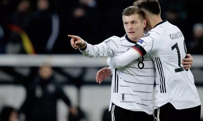 Đội tuyển Đức rút ra 3 vấn đề xương máu khi đến với Euro 2020