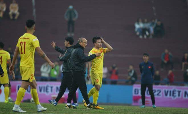 Cơn sốt vé ở Phú Thọ do Đội tuyển Việt Nam tạo nên