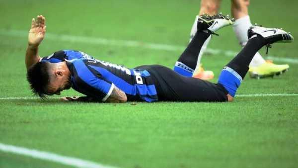 """Inter Milan """"tặng"""" cơ hội cho Juventus tiến đến vô địch Serie A"""