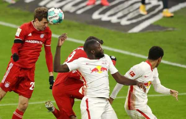 Kết quả bóng đá Bundesliga
