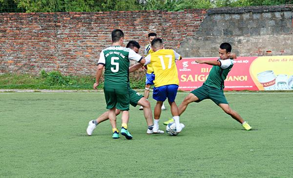 Kết quả của giải đấu ngoại hạng Sơn Tây lần thứ 2 năm 2018