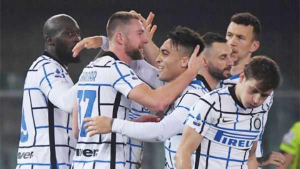 Liệu rằng Inter có phải là ứng viên số một vô địch Serie A?