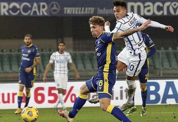 Inter mới là ứng viên số một