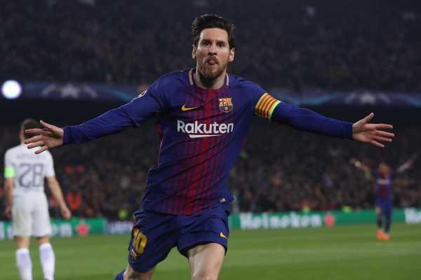 Lý do vì sao Messi lại trở thành cầu thủ số 1 thế giới