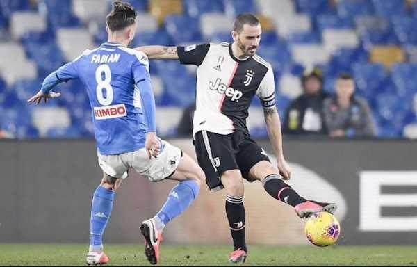 Napoli không bị xử thua Juventus khi kháng cáo thành công