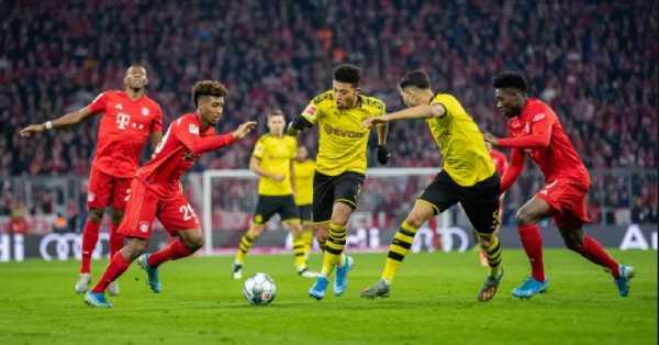 Nhận định Bayern Munich vs Dortmund trong siêu cúp Đức 2020