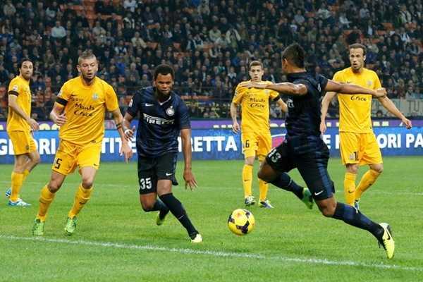 Nhận định về trận đấu giữa 2 đội Verona và Inter Milan