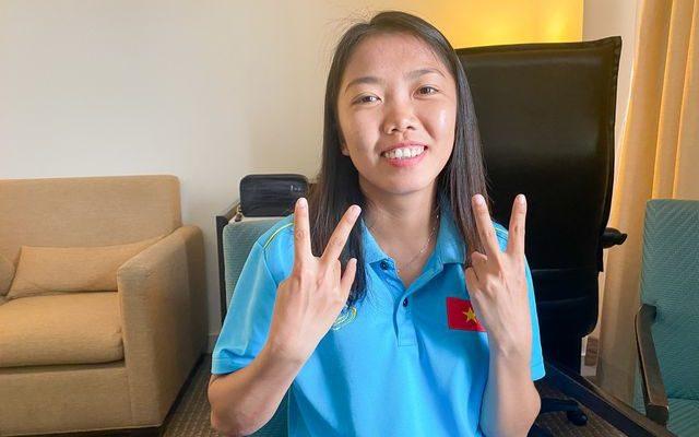 Huỳnh Như- Đội trưởng tuyển bóng đá nữ là ứng viên công dân trẻ tiêu biểu 2019