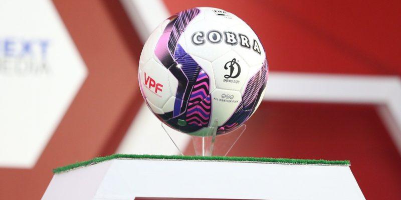 Quả bóng Cobra chuẩn FIFA siêu đỉnh của V-League 2021