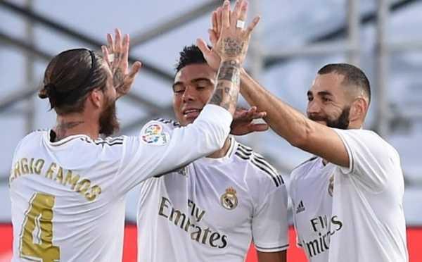 Real Madrid mất đi Ronaldo nhưng đổi lại một Karim Benzema tài giỏi