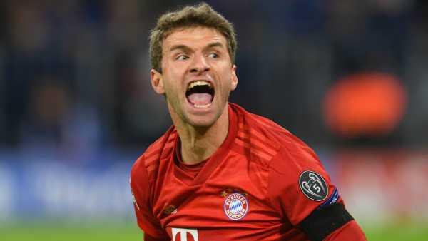 Thomas Muller không muốn trở lại đội tuyển Đức tại Euro 2020