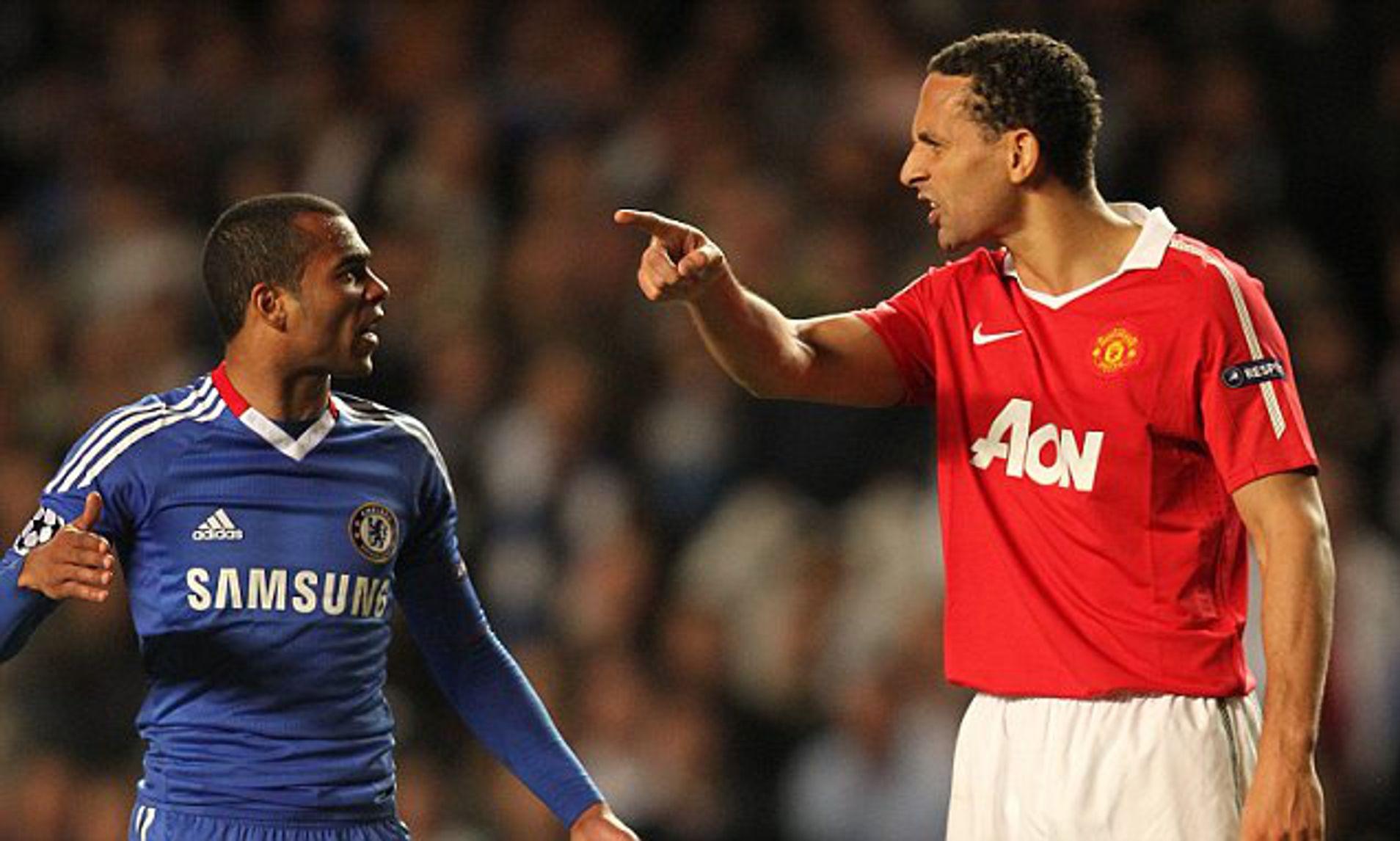 Rio & Anton Ferdinand với 721 lần ra sân
