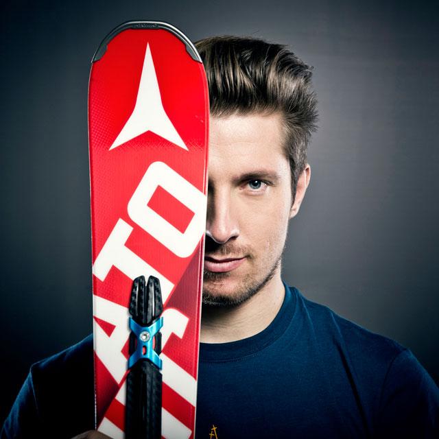 Marcel Hirscher - vận động viên trượt tuyết núi cao của Áo