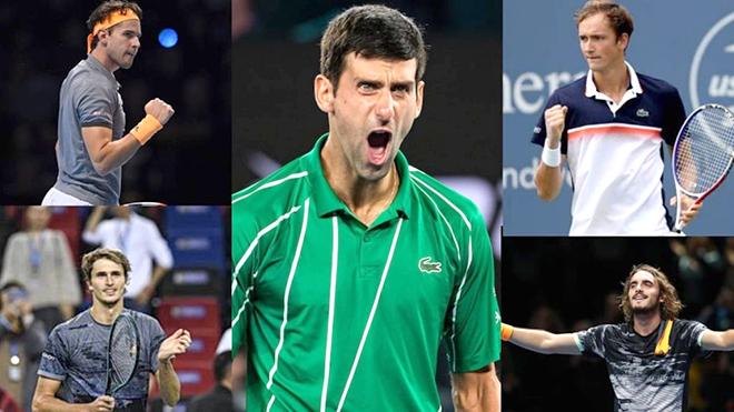 TOP 10 điểm đáng xem nhất trong mùa giải US Open 2020