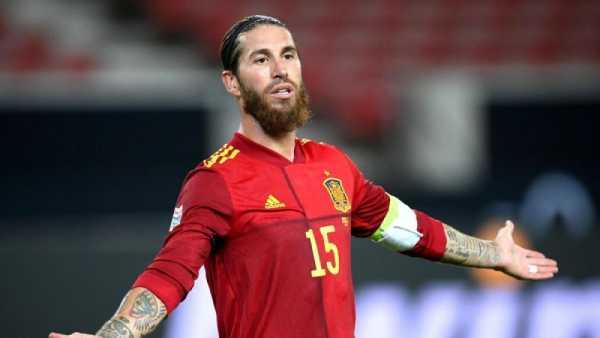 Trung vệ Sergio Ramos đi vào lịch sử bóng đá vì nhiều lần ra sân