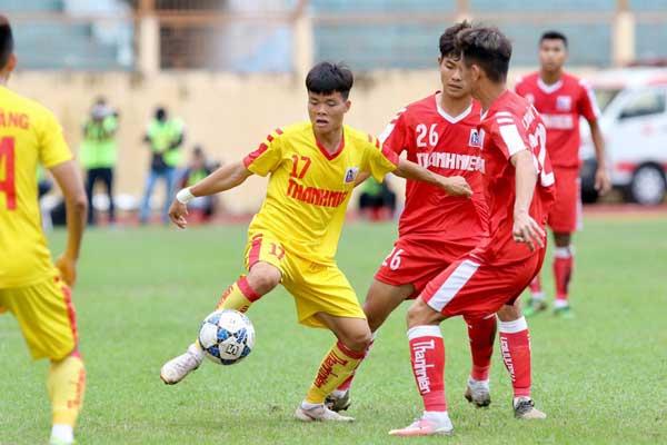 U21 Viettel lên ngôi đầu bảng tại VCK U21 Quốc Gia 2020